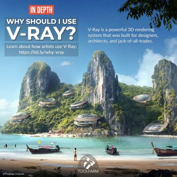 In Depth: Why Should I Use V-Ray?