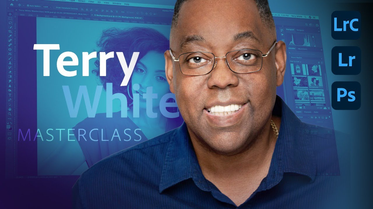 Terry White Photography Masterclass