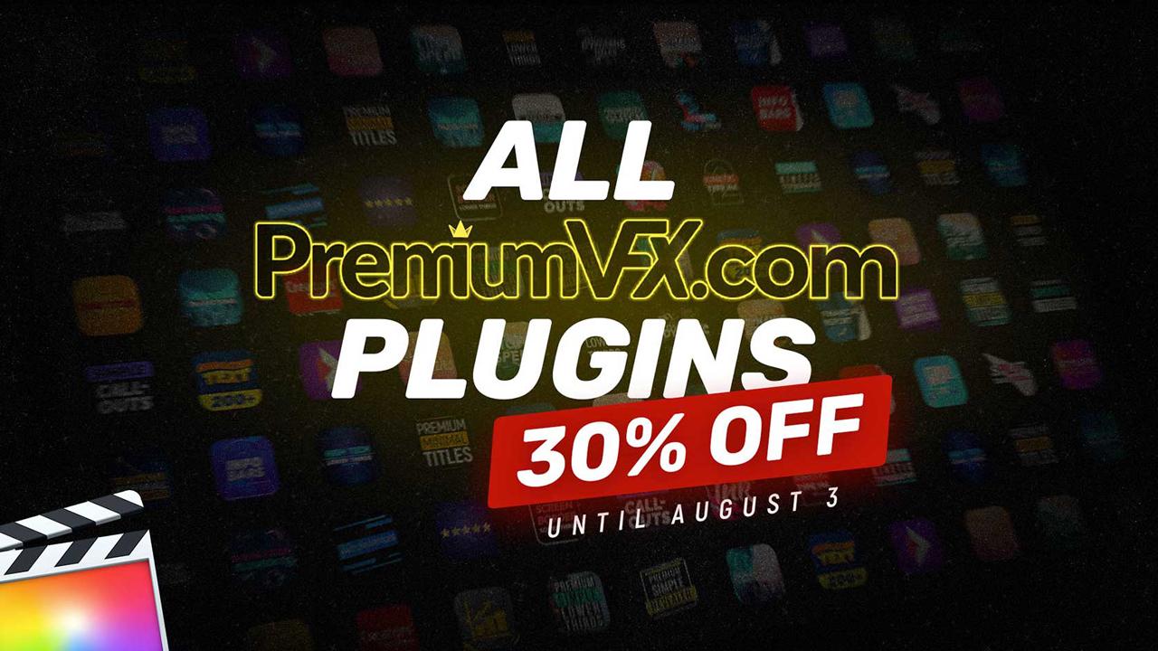 premiumvfx 30% off