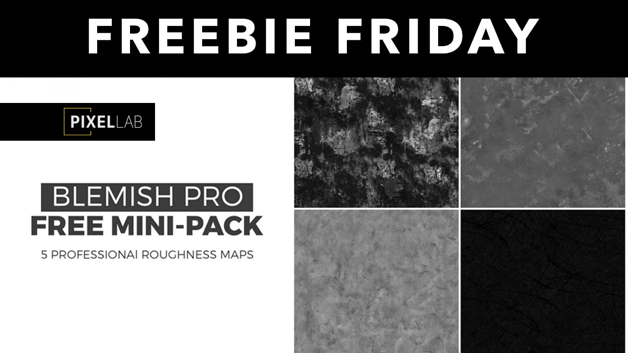 blemish pro mini pack freebie