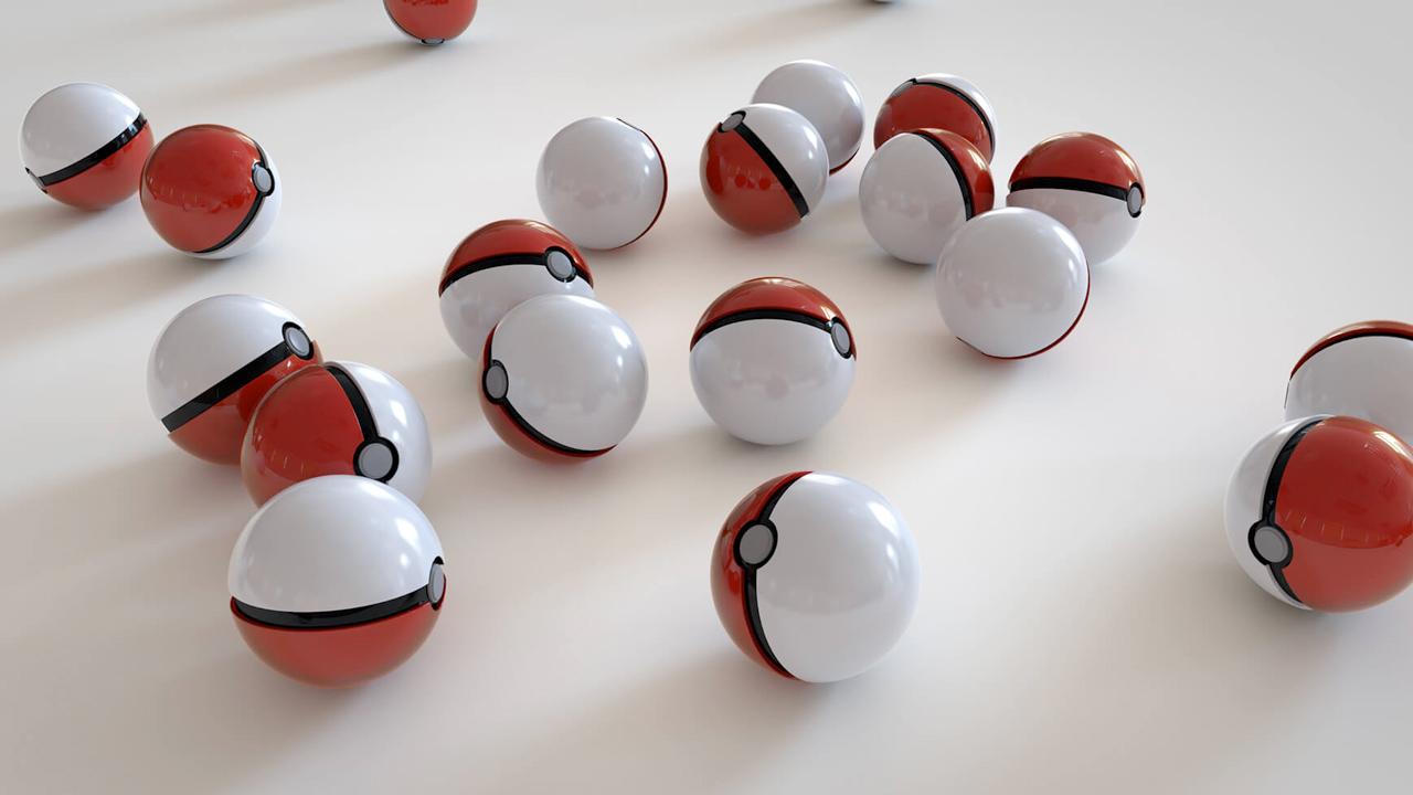 pokemon poke ball freebie
