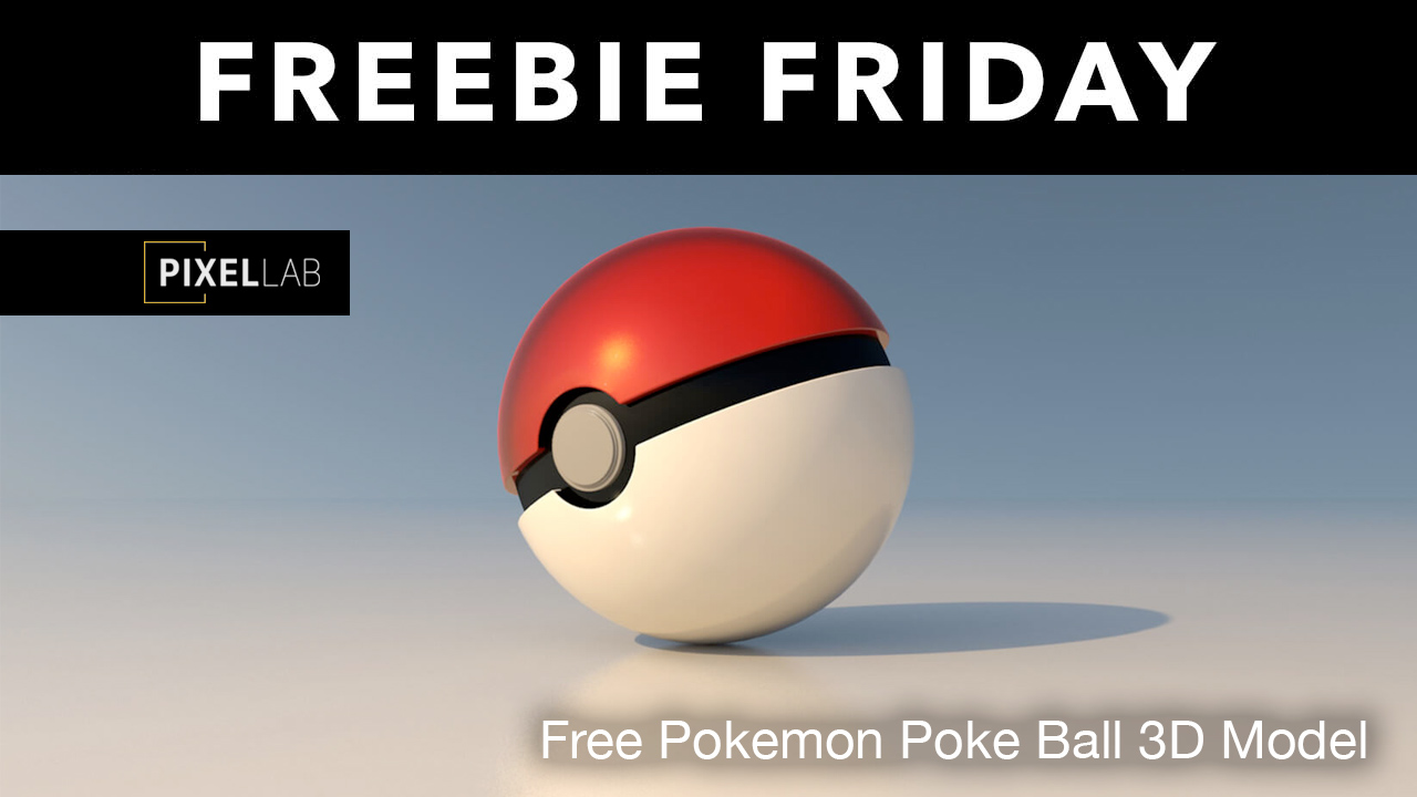 pokemon poke ball freebie