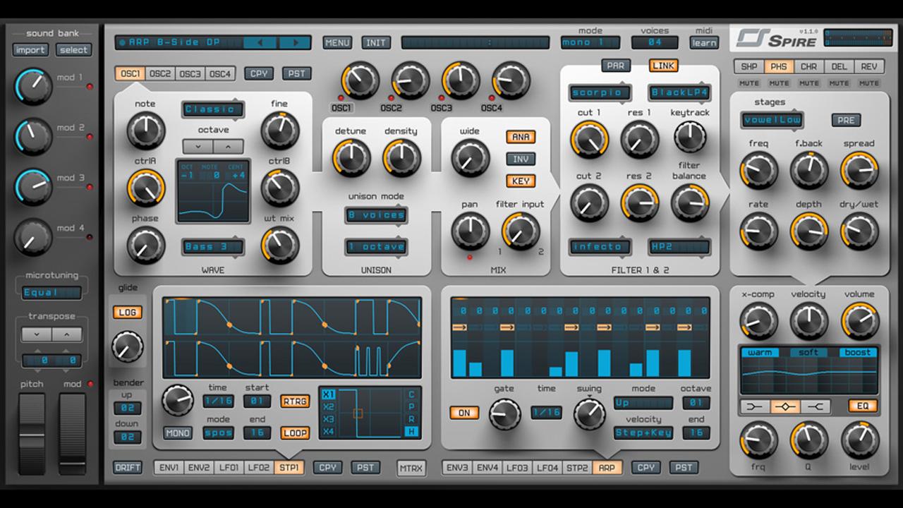 reveal sound spire blog