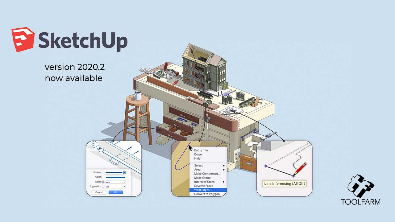 updating sketchup