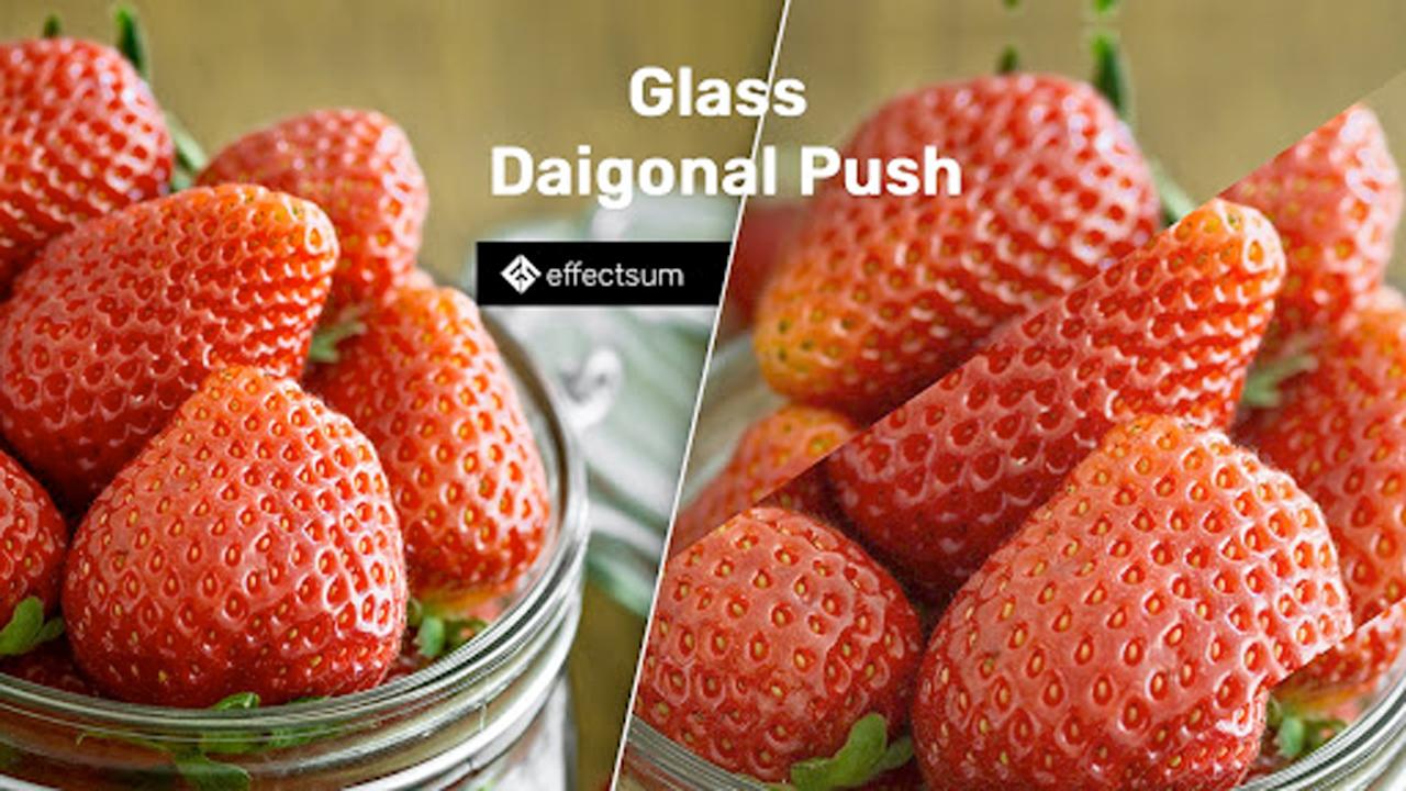 effectsum glass transitions