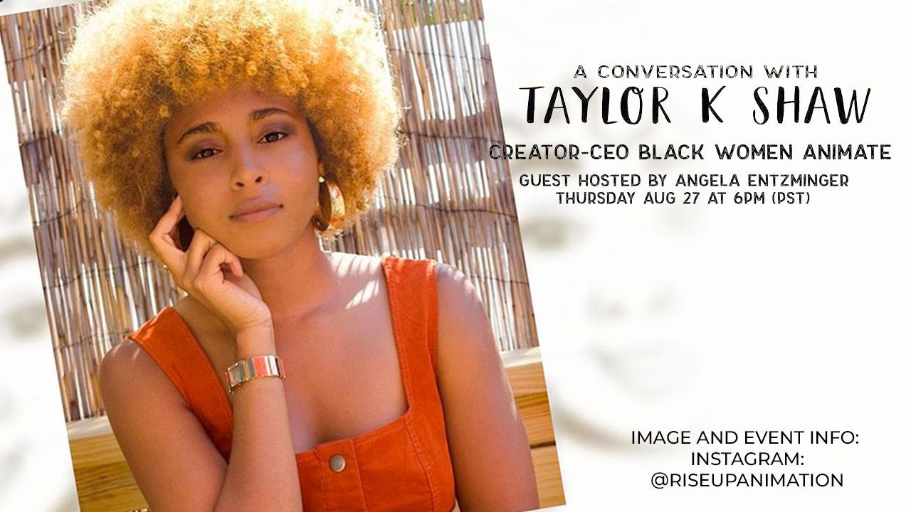 Taylor K Shaw
