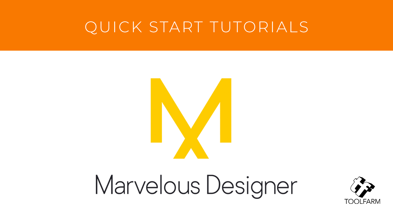 8 Marvelous Designer Quick Start Tutorials