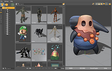 animcraft asset import