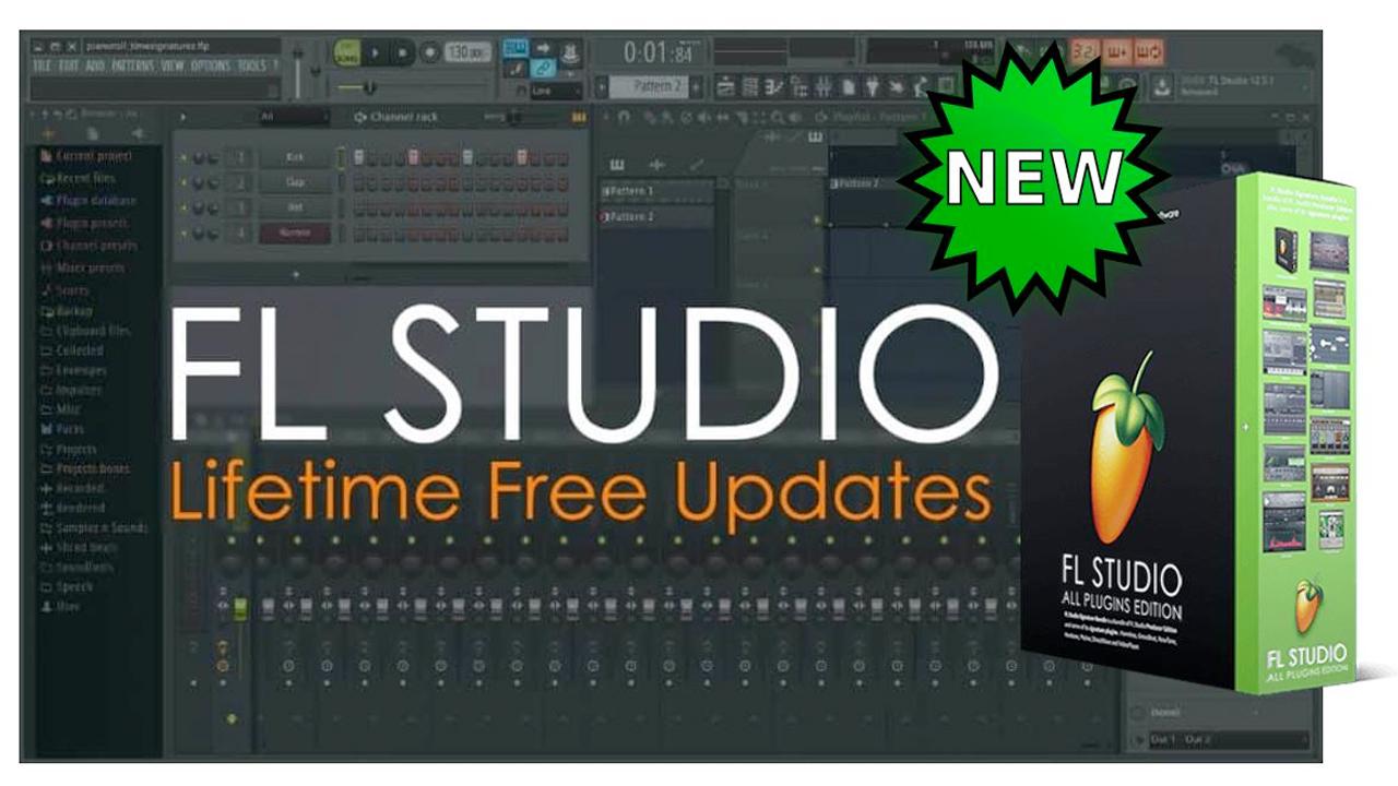 fl studio all plugins
