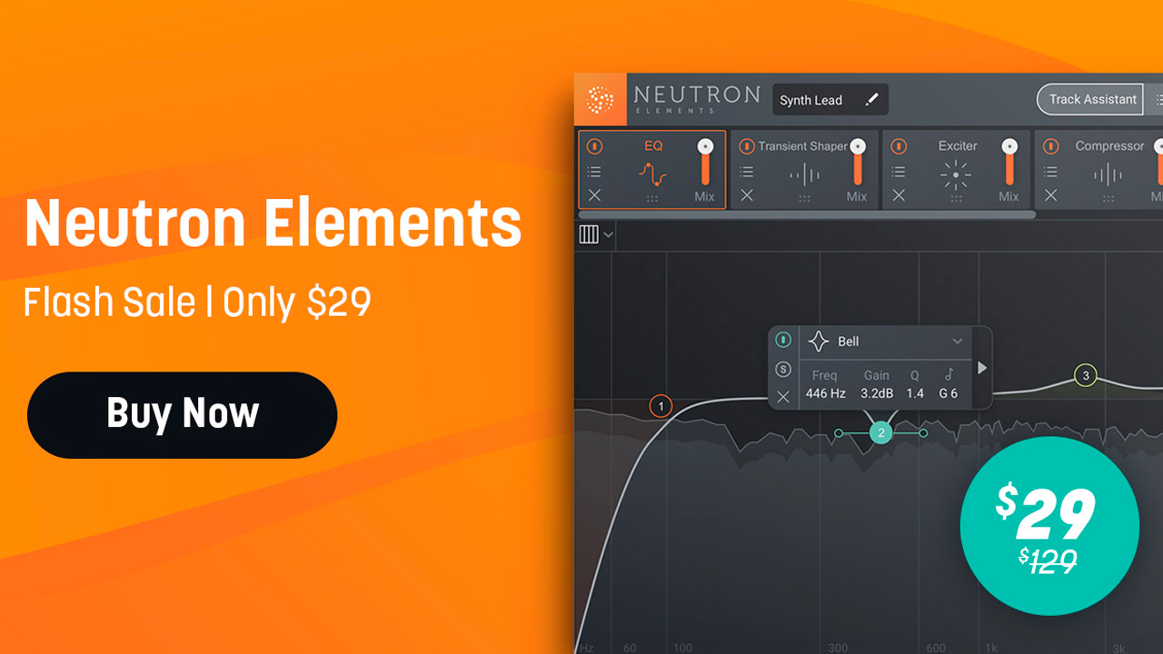 izotope neutron elements only $29