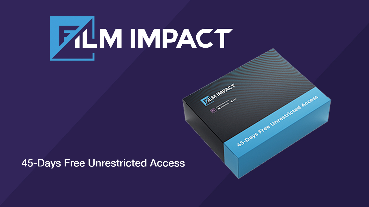 film impact free 45 day trial