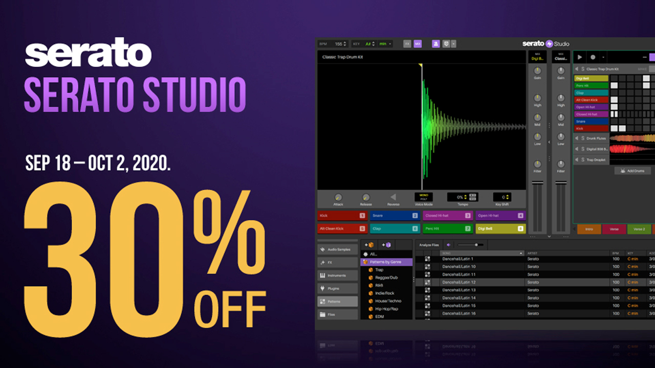 serato studio 30% Off