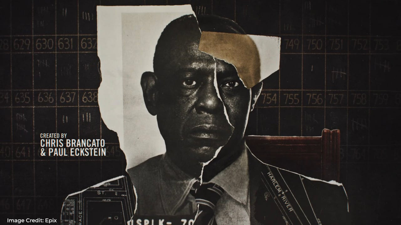 Midweek Motivation: Godfather of Harlem Title Sequence with VFX Breakdown. Image © Epix