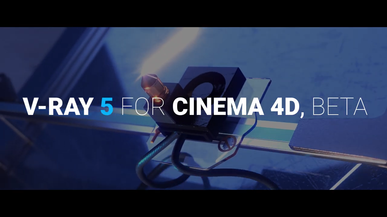 Coming Soon: V-Ray 5 for Cinema 4D Beta