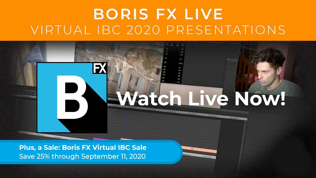 boris live ibc 2020