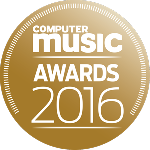 Winner of Computer Music's 'Innovation of the Year 2016'