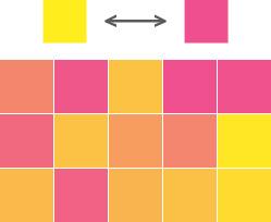 randomatic gradient