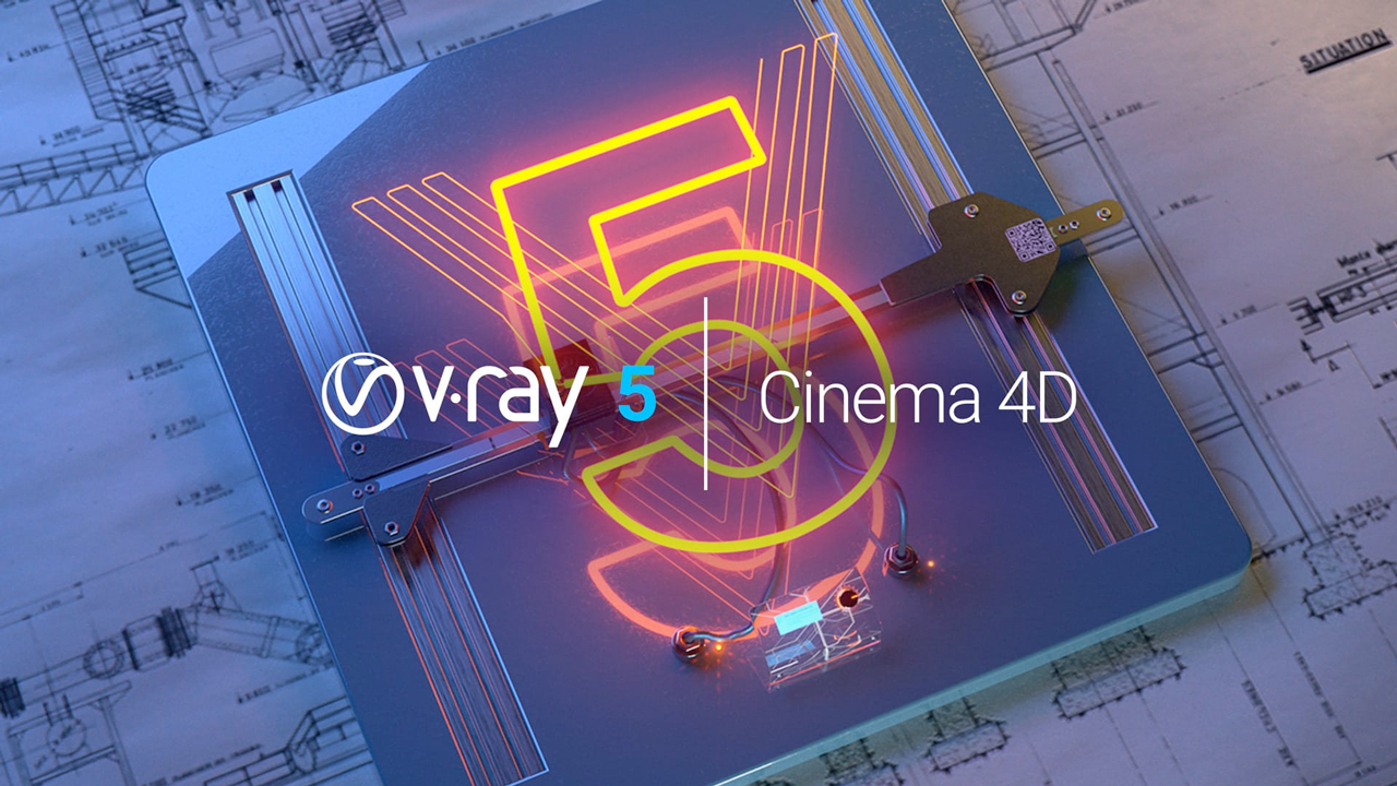 chaos group v-ray for cinema 4d 5 beta