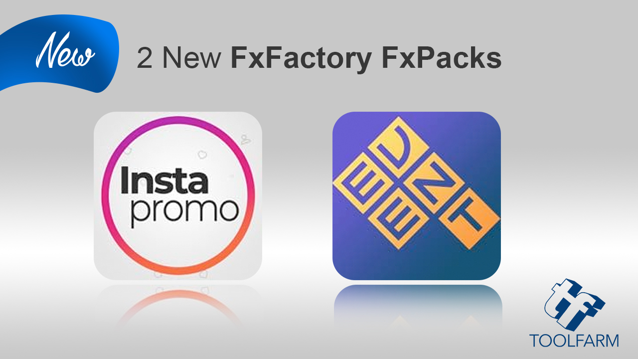 fxfactory 2 new packs