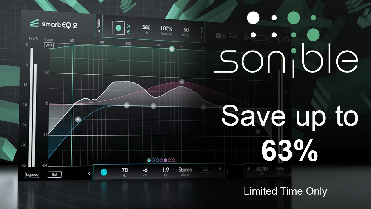 sonible smart:eq sale