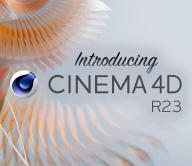 C4D R23 dropdown