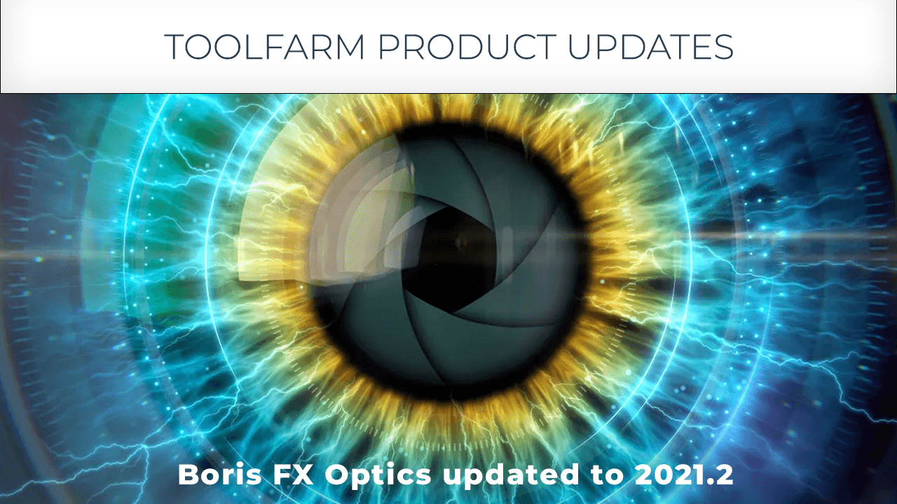 Boris Optics 2021.2 Update