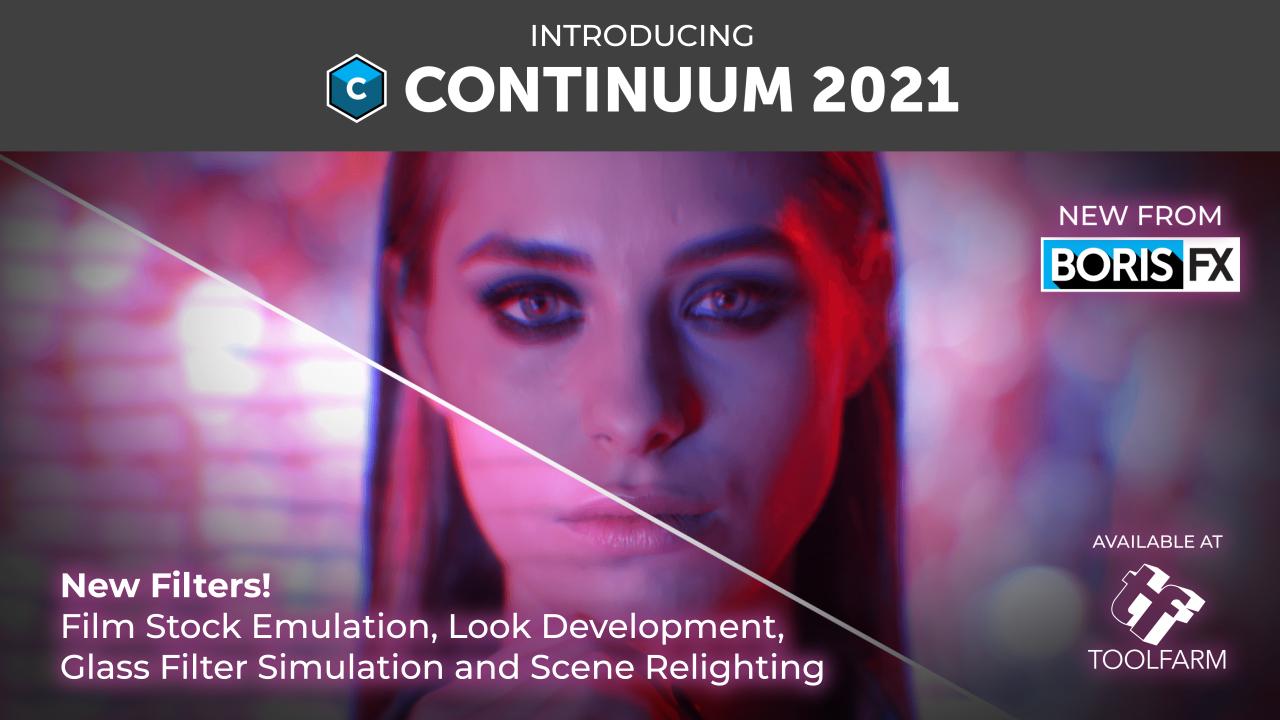 Boris Continuum 2021