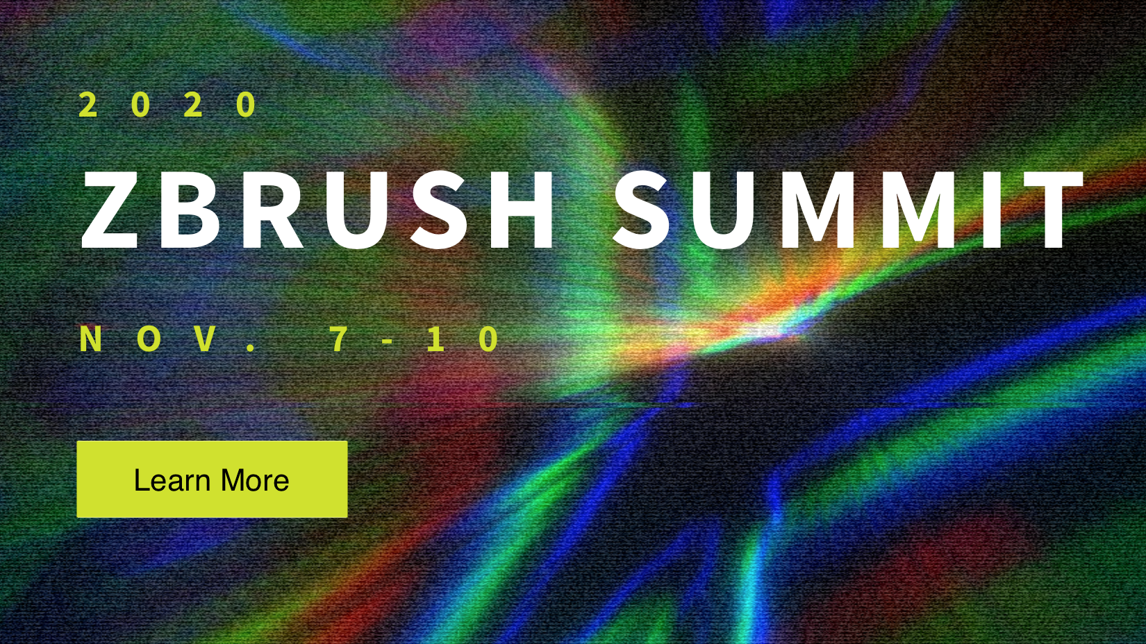 zbrush summit 2020