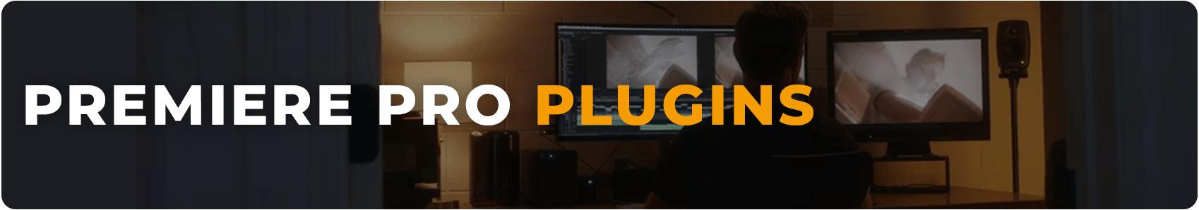 Adobe Premiere Pro Plugins Header