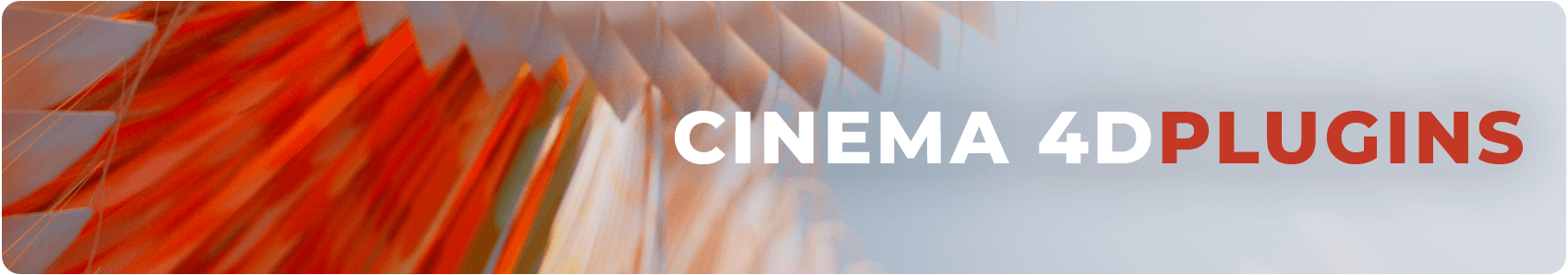 Maxon Cinema 4D Header