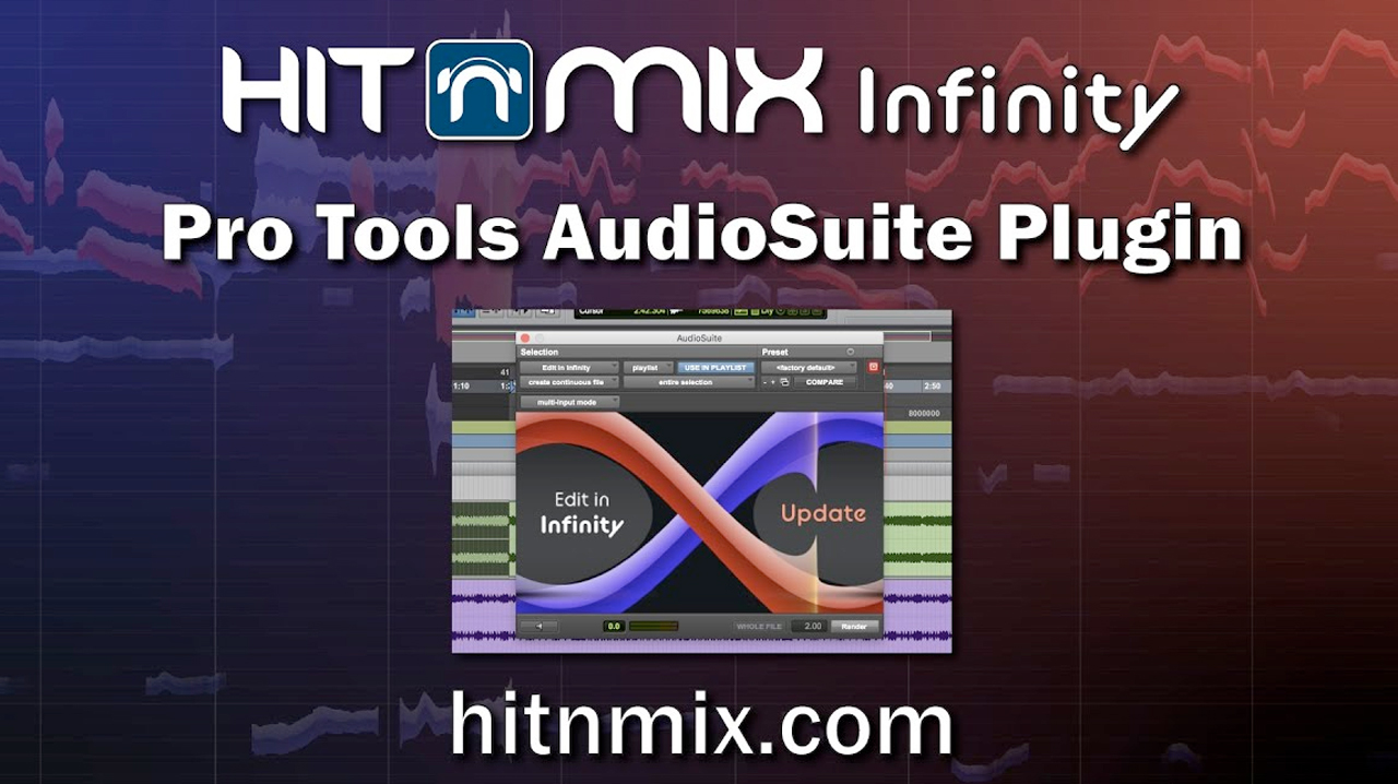 hit n mix infinity pro tools tutorial