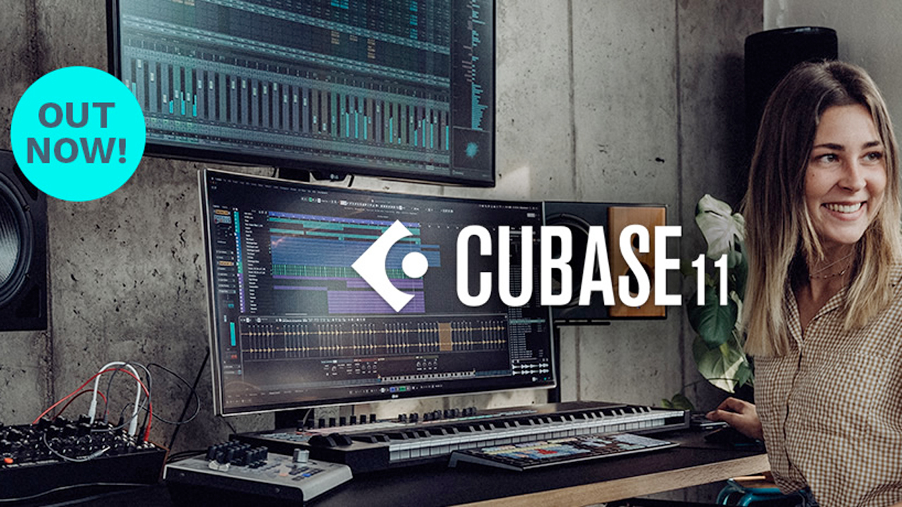cubase 11