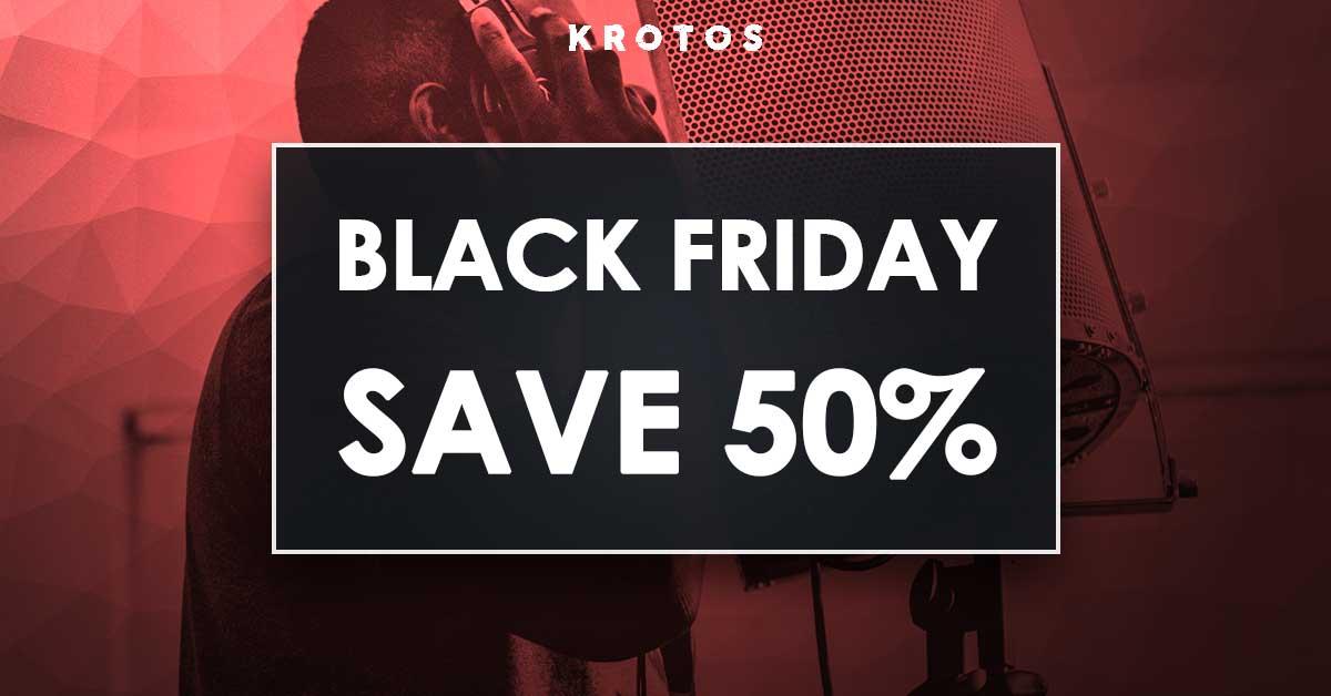 krotos black friday 2020 sale