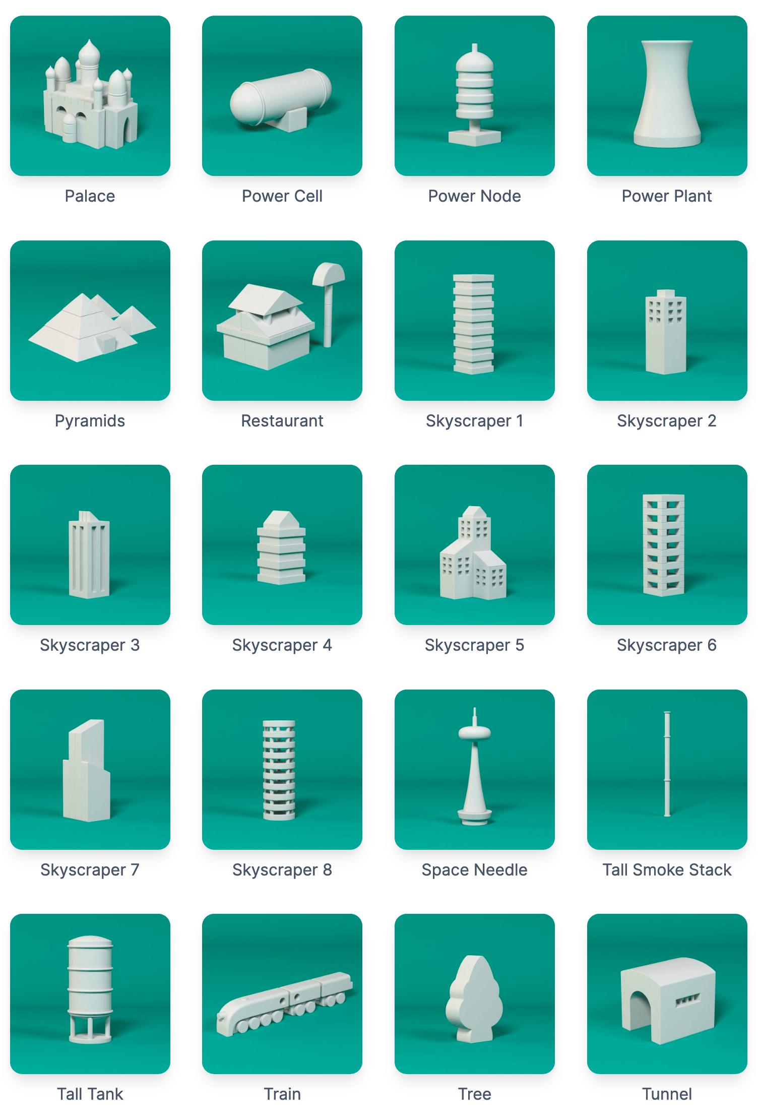 Happy Toolbox Building Blocks 2