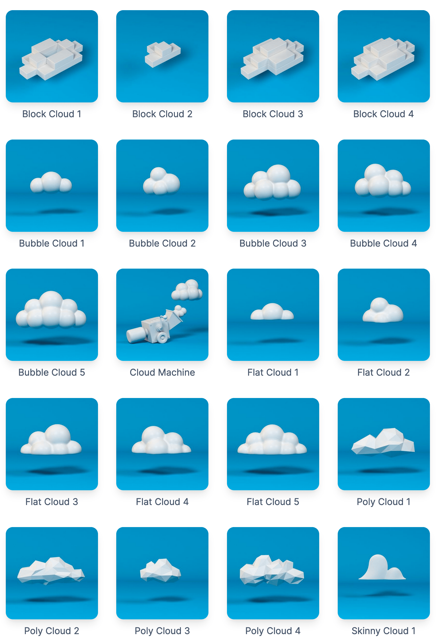 Happy Toolbox Clouds 1