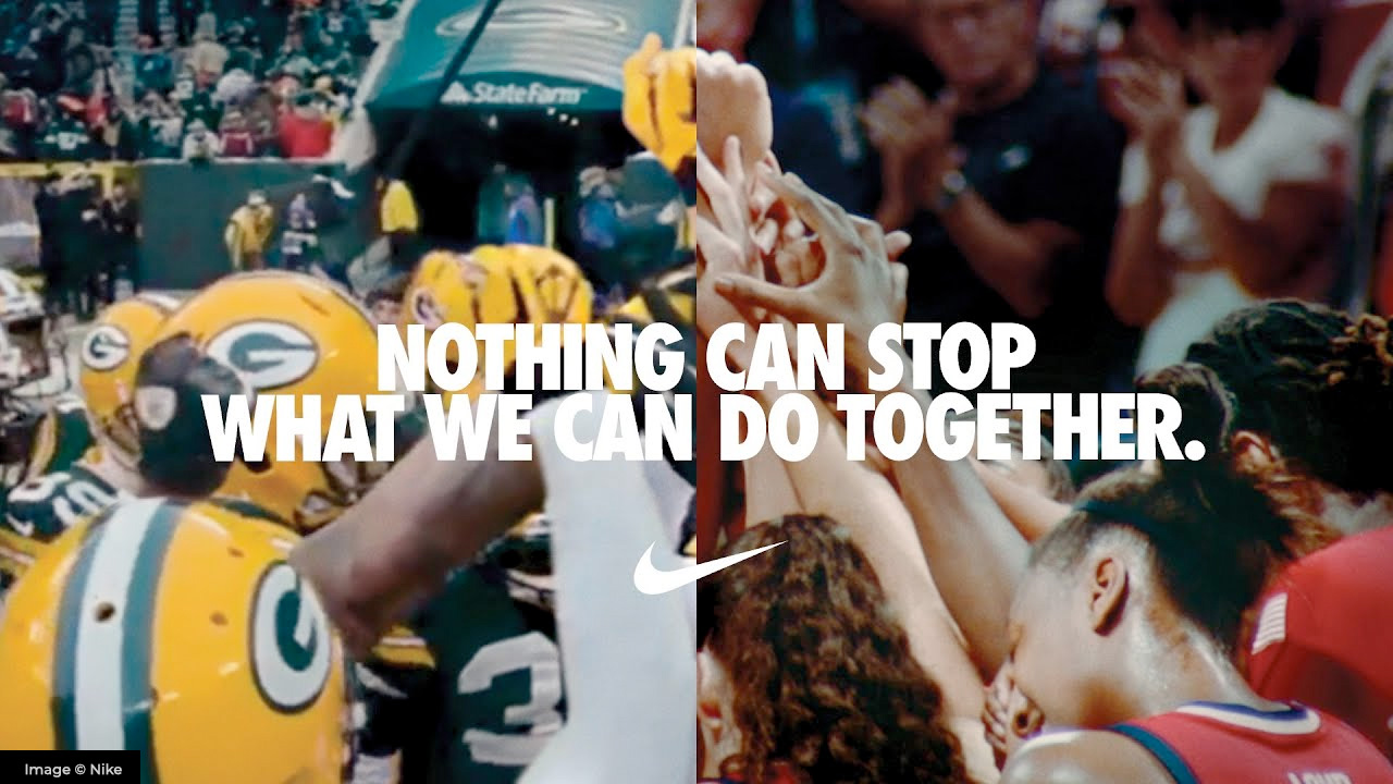 Midweek Motivations: You Can't Stop Us | Nike