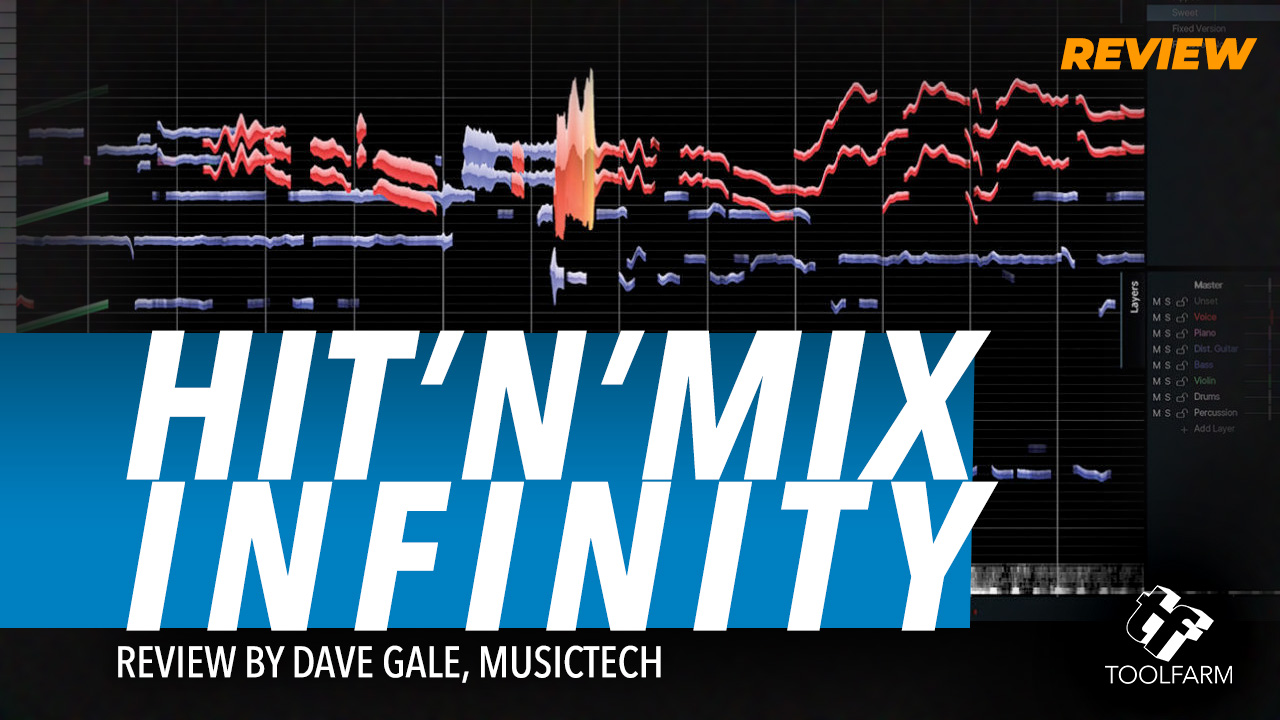 Review: Hit'n'Mix Infinity by Dave Gale