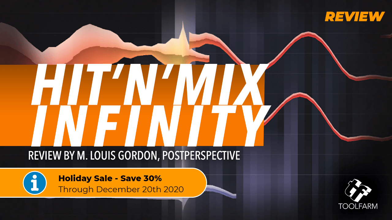 Review Hit'n'mix post perspective M. Louis Gordon