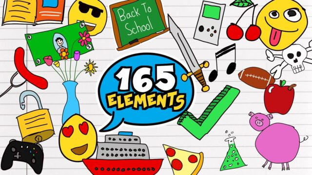 165 elements