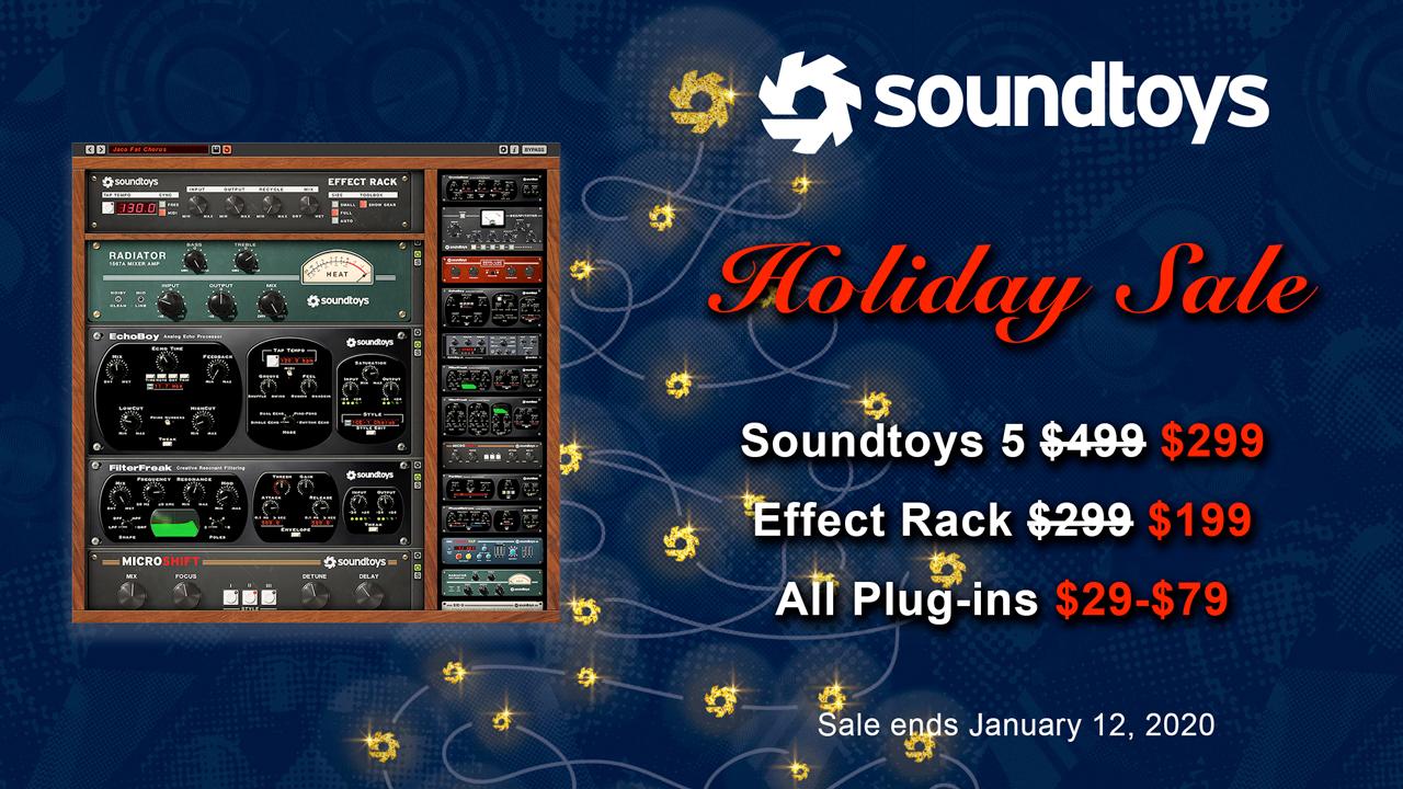 sountoys holiday sale