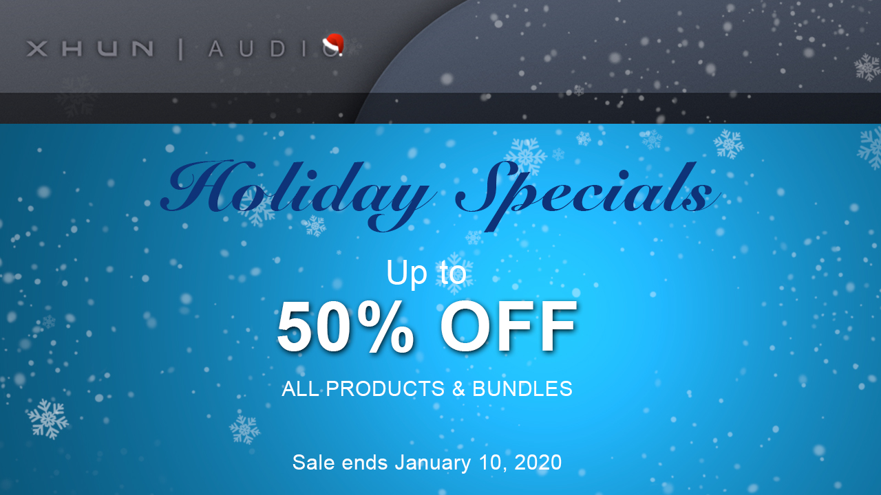 xhun holiday specials