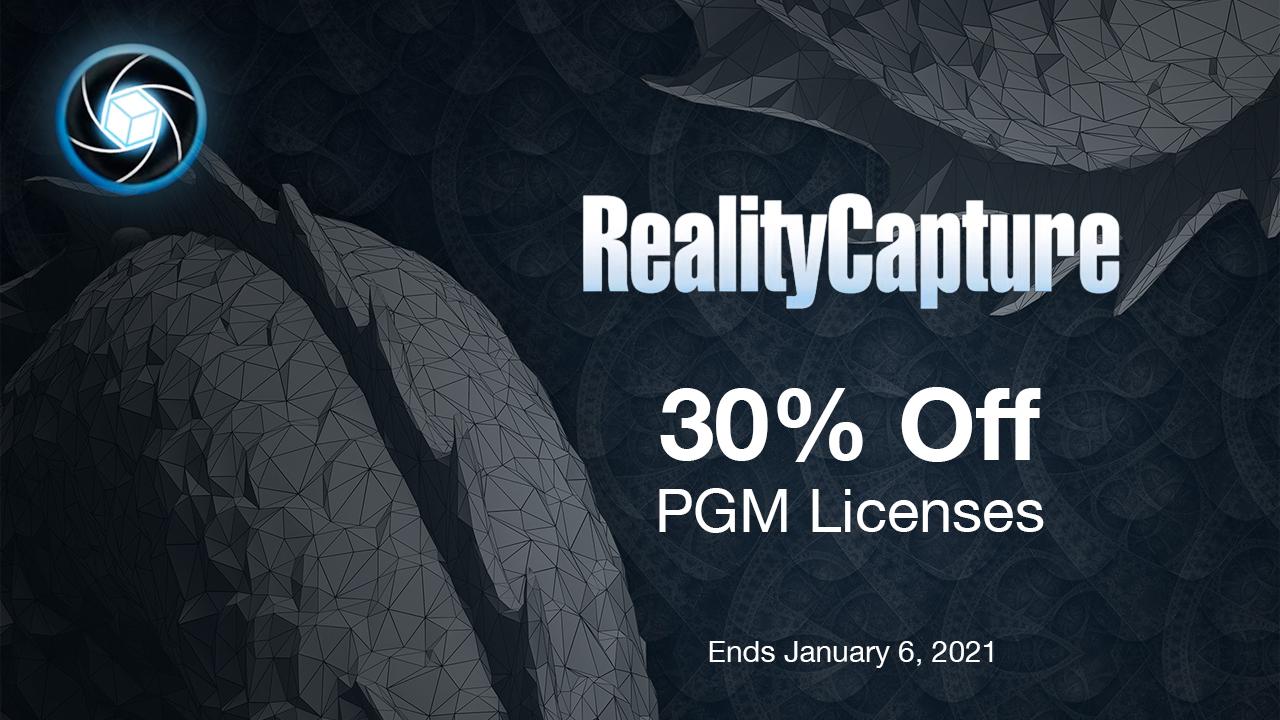 realitycapture 30% off