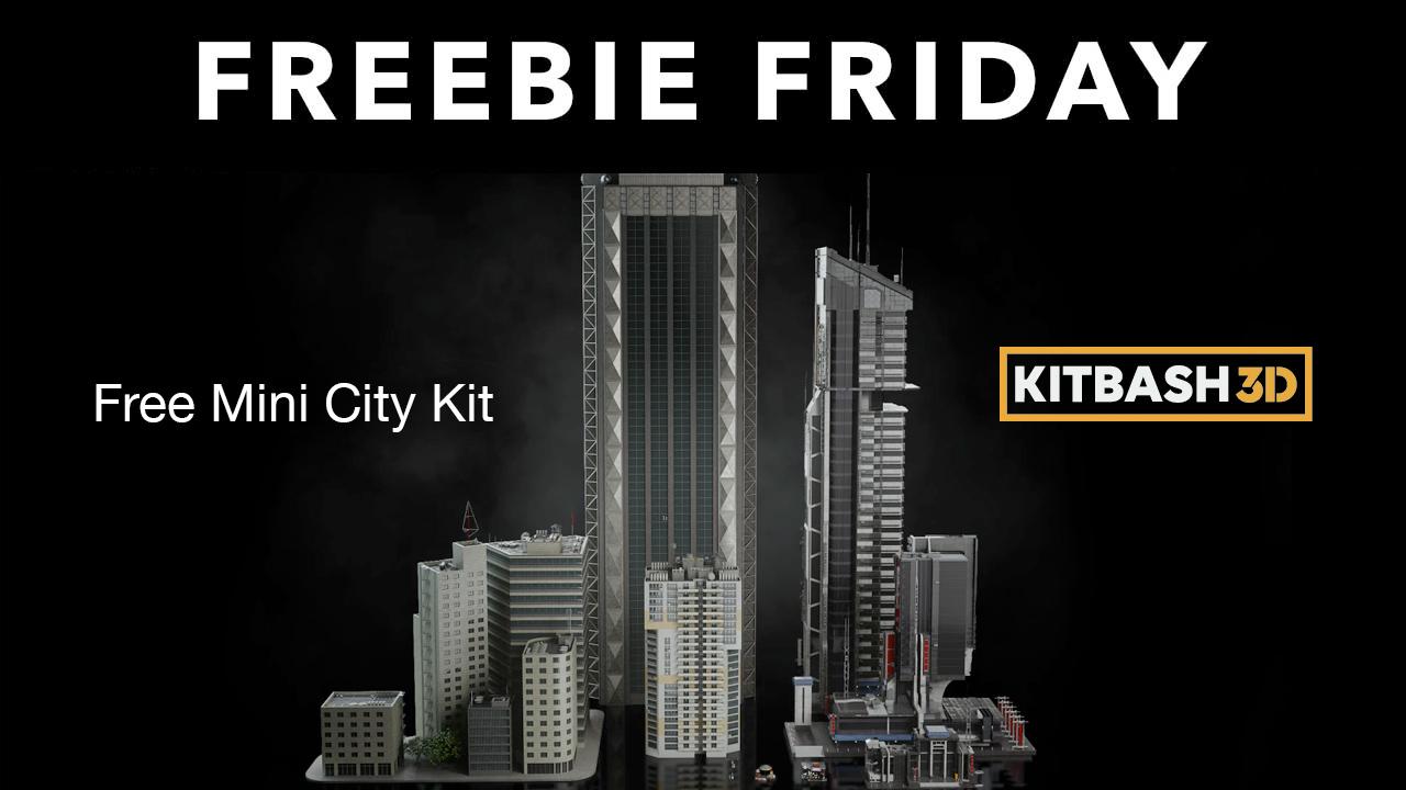 neo city freebie