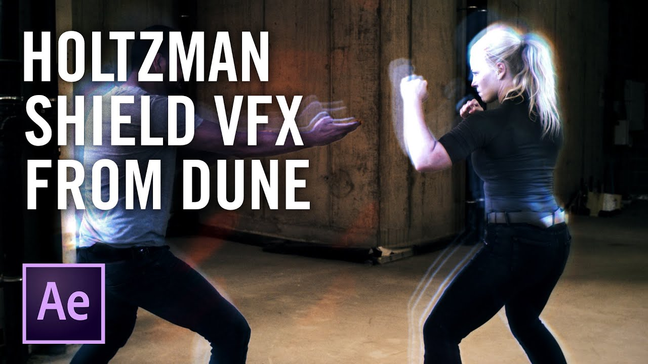 Dune the Best We Can - Holtzman Sheild VFX - Cheap Tricks #17
