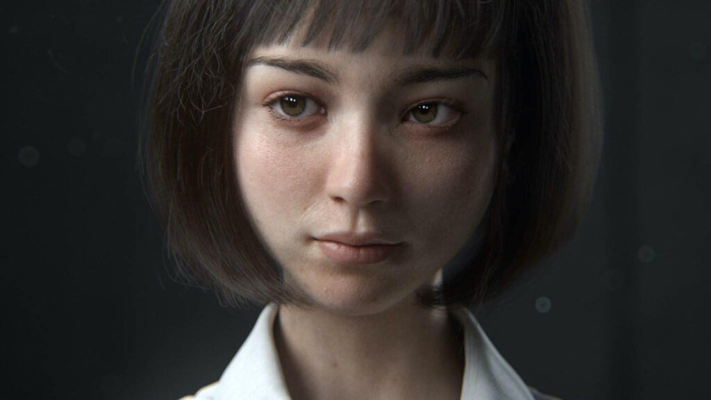 Dedicated skin shaders Support for up to 3 layers of sub-surface scattering in a single shader for realistic looking skin.