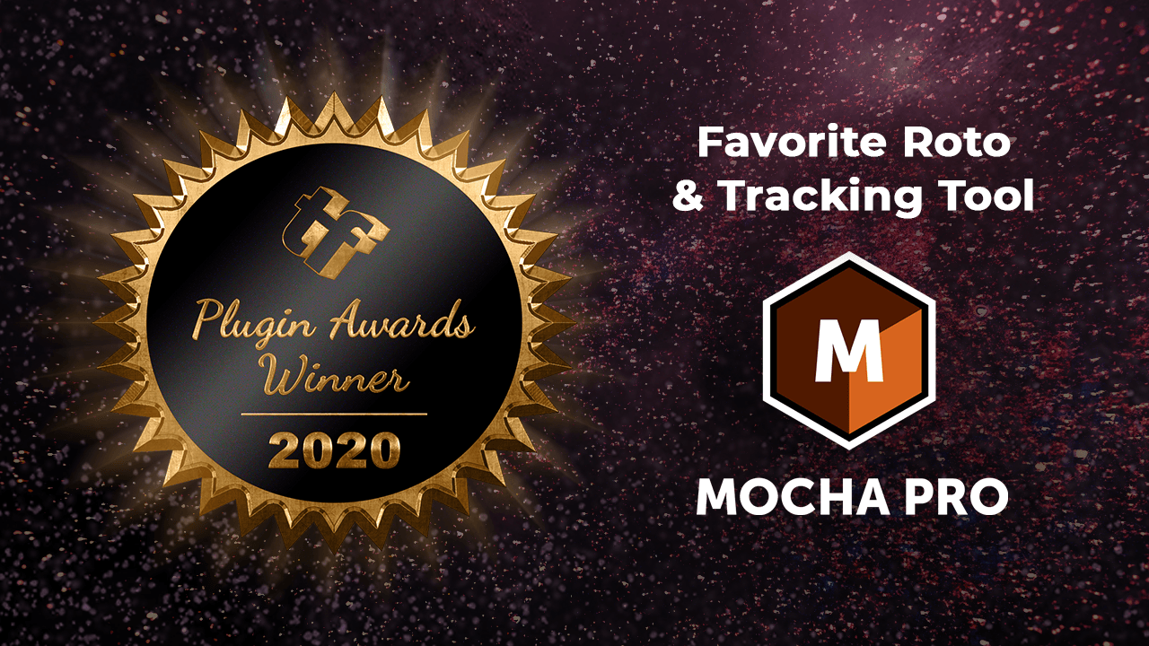 Favorite Roto & Tracking Tool: Toolfarm Plugin Awards 2020