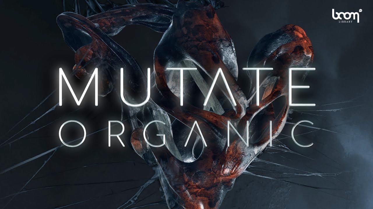 boom mutate organic
