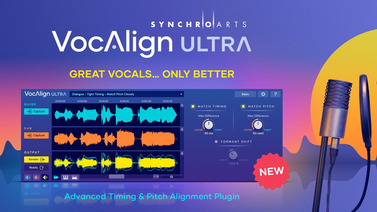 vocalign ultra