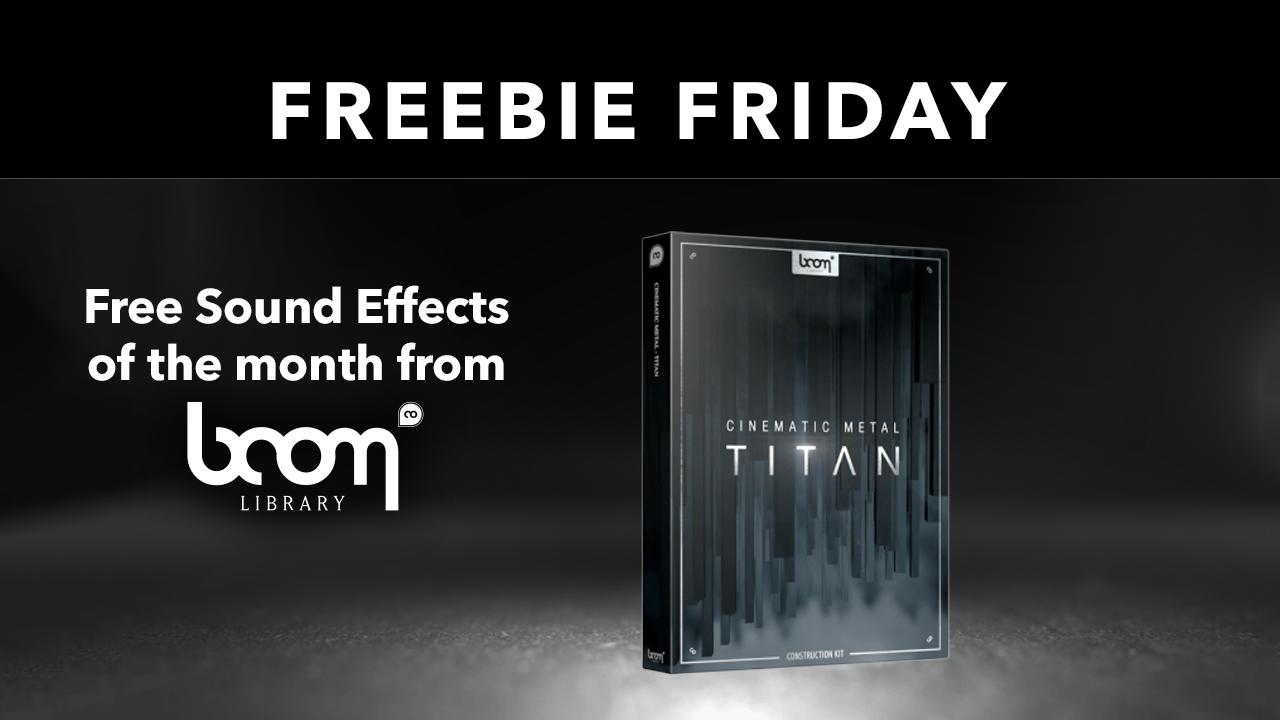 freebie boom titan
