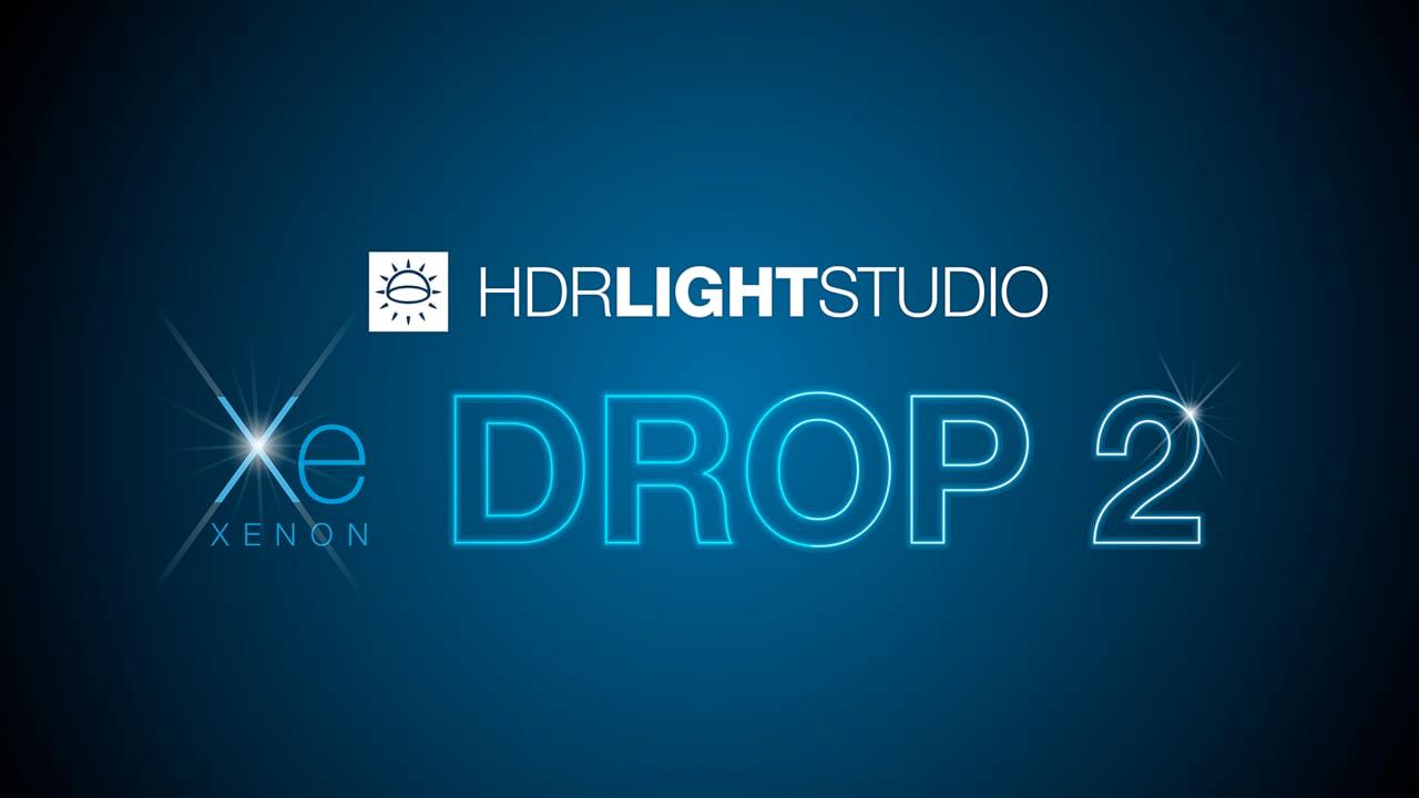 hdr light studio xenon drop 2
